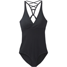 Prana Atalia Badeanzug Damen black solid